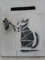 Banksy Rat, Banksy,