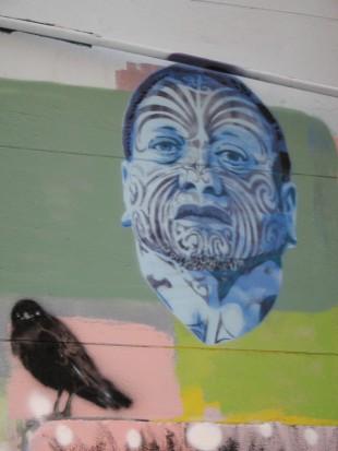 Stencil work by Ha-Ha, Ha-Ha, stencils, street art, grafitti, graffiti, Is It Art?, Maryann Adair,