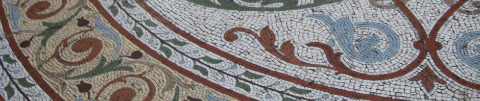Block Arcade mosaic tiled floor, Block Arcade Melbourne, Is It Art?, Maryann Adair,