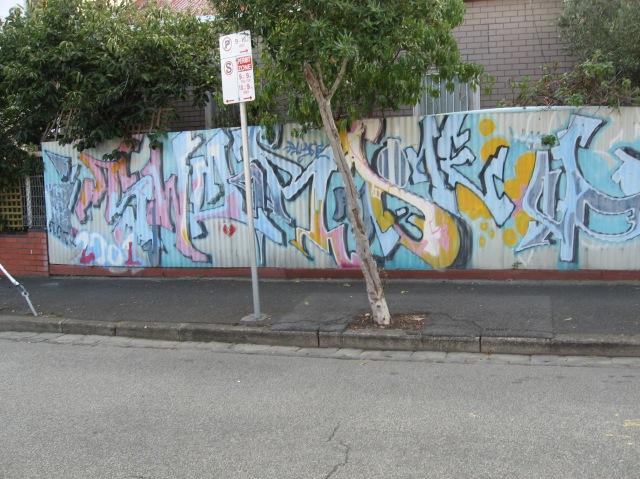 fence piece