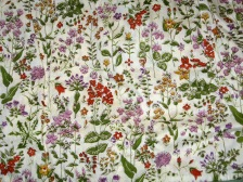 Liberty Print (Mauve/Red), Liberty of London