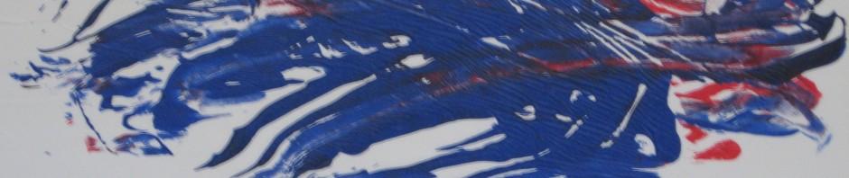 Siamese fighting fish, children's art, Is It Art?, Maryann Adair,
