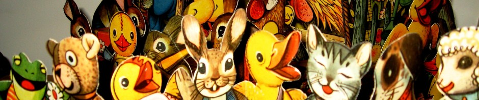 pop-up books, Easter, Maryann Adair, Is It Art?