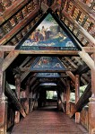 lucene wooden bridge