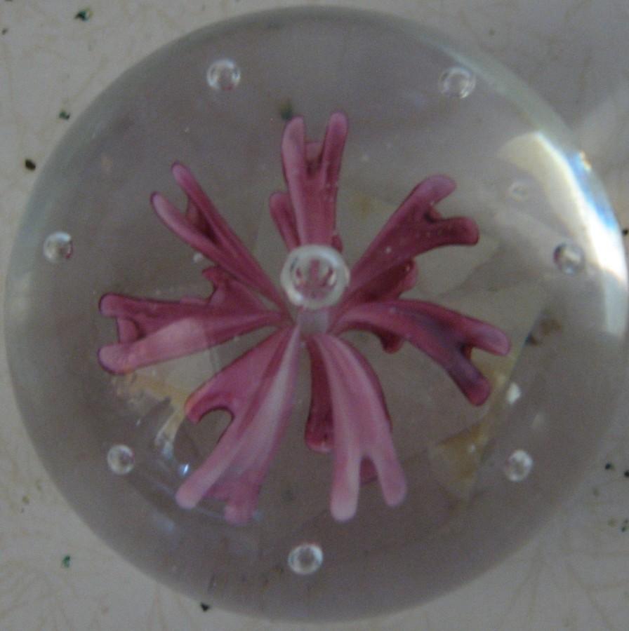 Glass Paperweight, Maryann Adair, Is It Art?