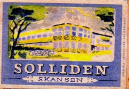 Solliden, Skansen, Svenska matches, Maryann Adair, Is It Art?