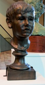 Tom Roberts - Caleb | Bronze sculpture