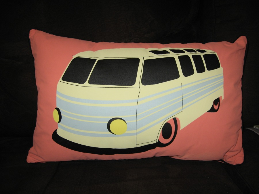 VW combi cushion