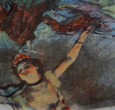 Edgar Degas| L'etoile