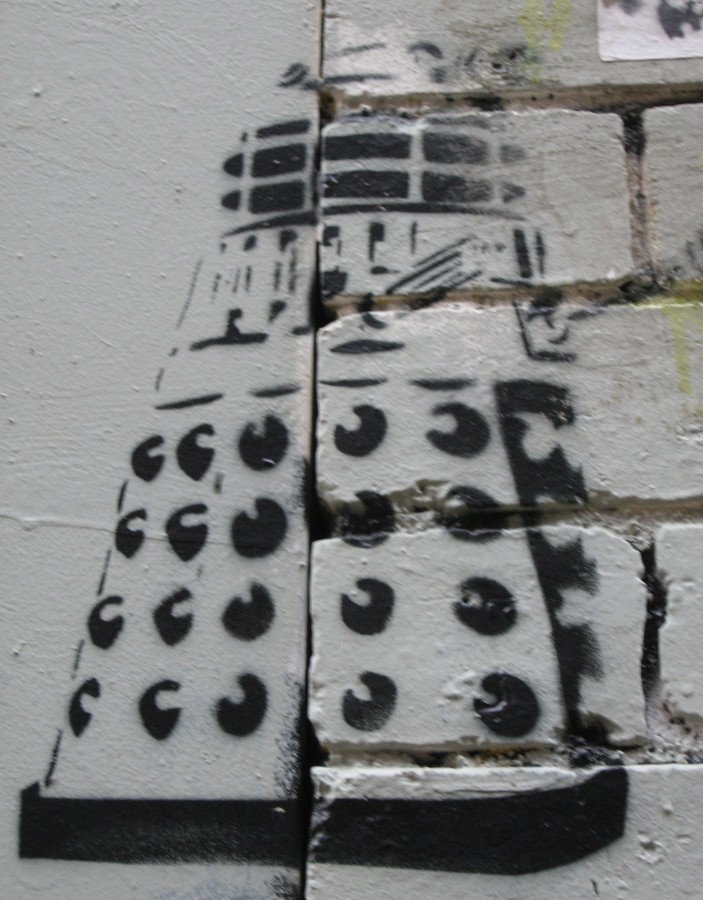 Dr Who by HaHa