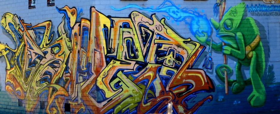 Urban Enhancement Wall