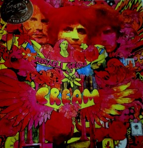 Martin Sharp | Disraeli Gears - Cream