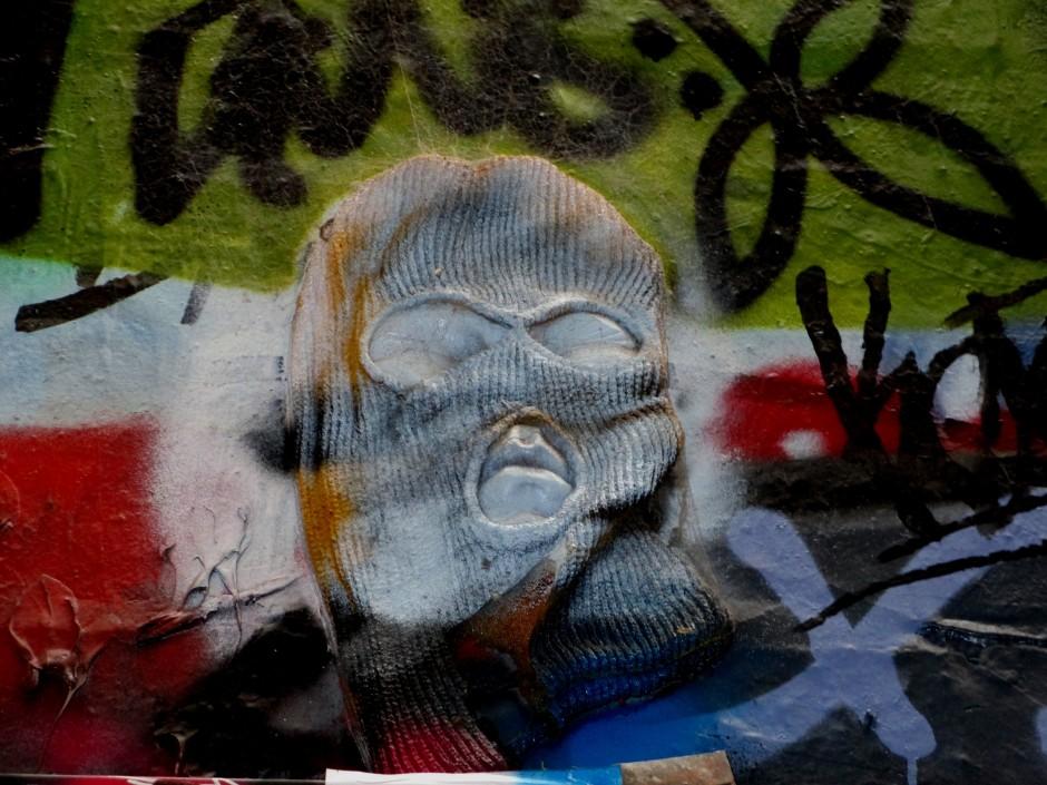 Will Coles street artist