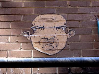 Burg - street artist