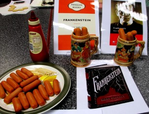 Frankenstein | International Edible Book Festival