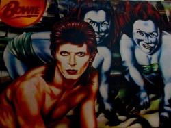 Guy Peellaert - David Bowie