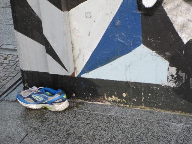 shoe-abandoned