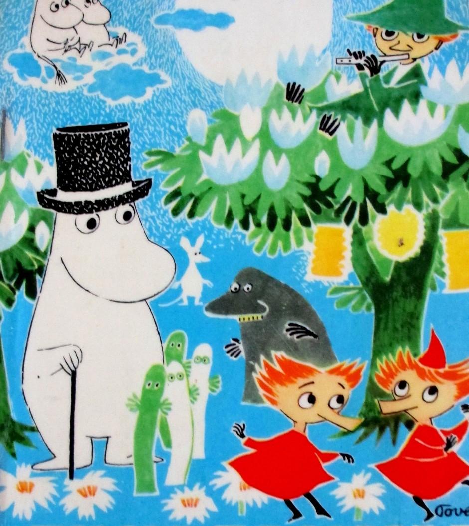 Tove Jansson - Finn Family Moomin