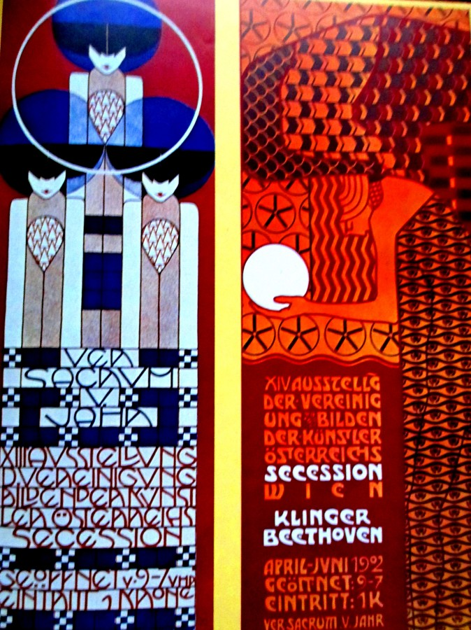 Alfred Roller - Viennese Secession