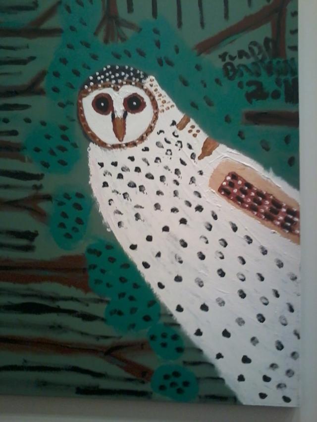 trevor turbo brown - owl dreaming