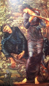 Burne-Jones Merlin