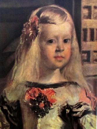 Diego Velasquez - Infanta Margarita