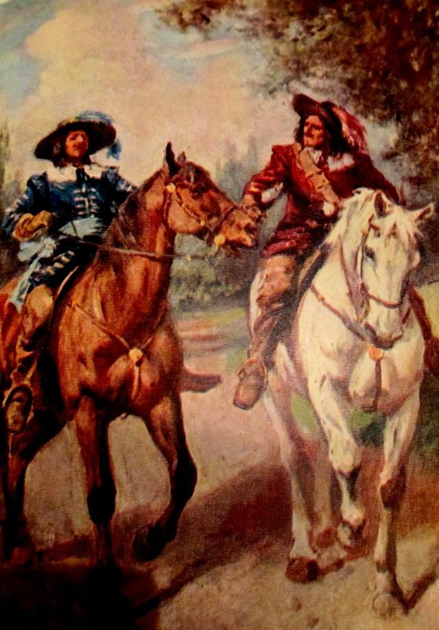 Rowland Wheelwright - muskateers