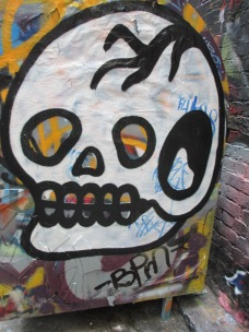 BPM street art