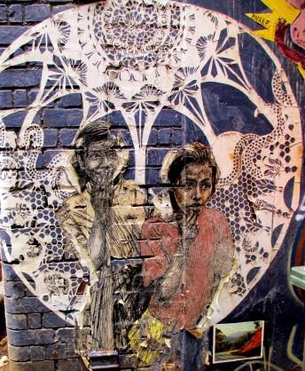 Swoon Street Art