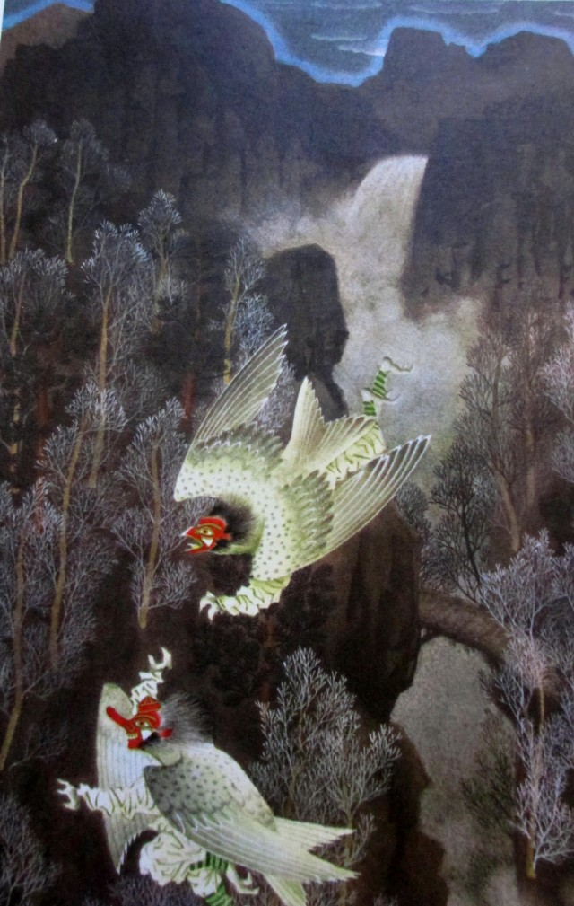 mark severin - the tengu