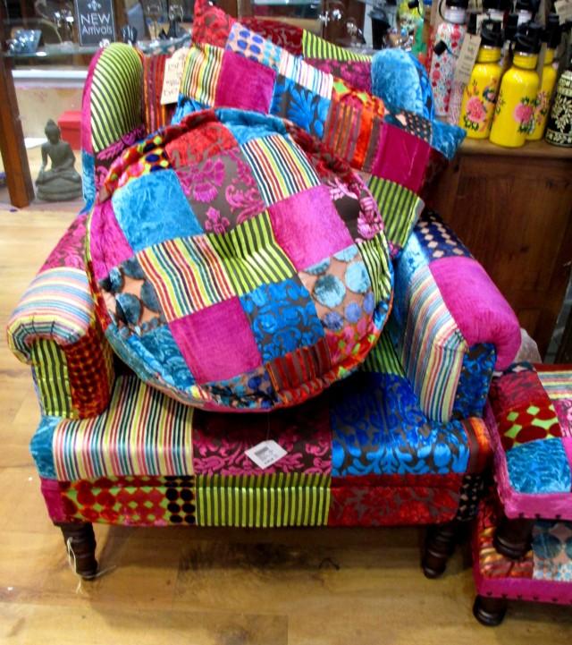 chair&chushions