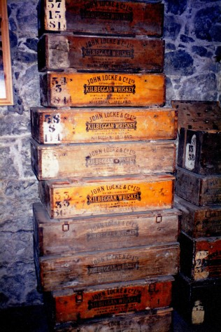 Locke's Whiskey Distillery - Kilbeggan Ireland