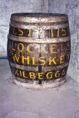 Locke's Whiskey Distillery - Kilbeggan Ireland