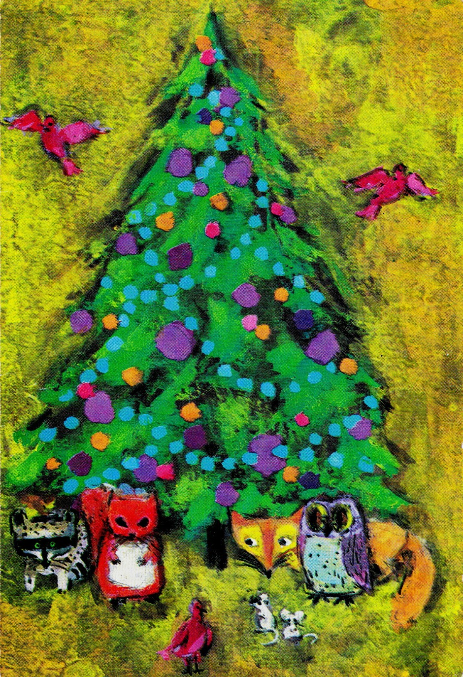 Silvertree Boys Club South Africa - Christmas Card