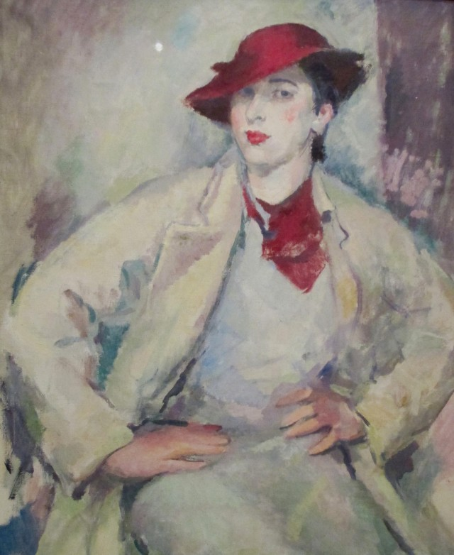 william frater the red hat