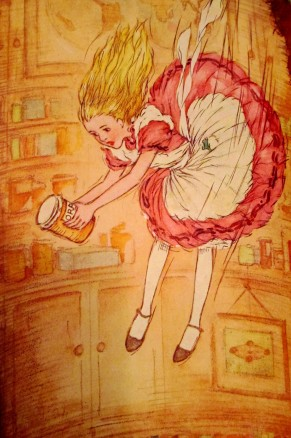 AH Watson - Alice in Wonderland