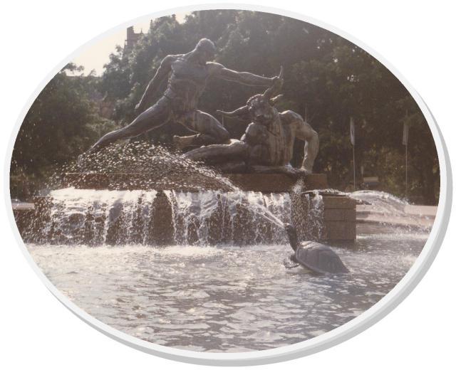 archibald- memorial fountain