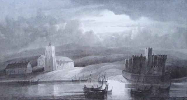 herdman - earlies knwon view of liverpool