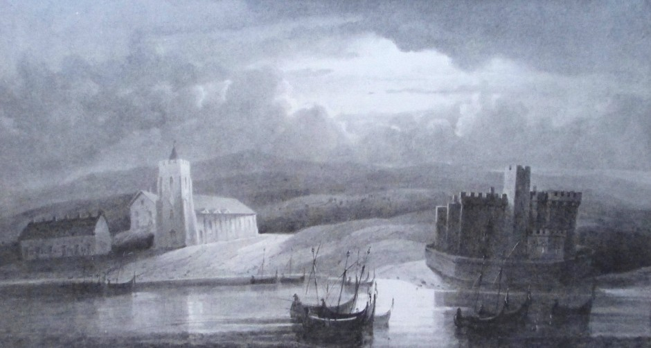 Herdman - earlies known view of Liverpool