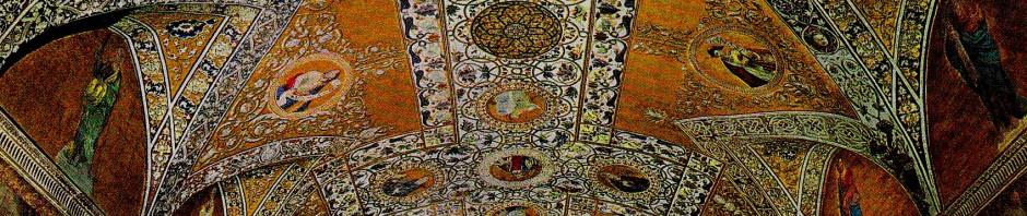 St Mark's Basilica Venice - Interior