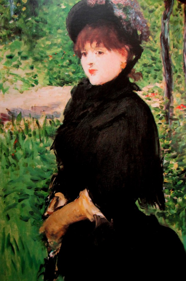 manet - the walk