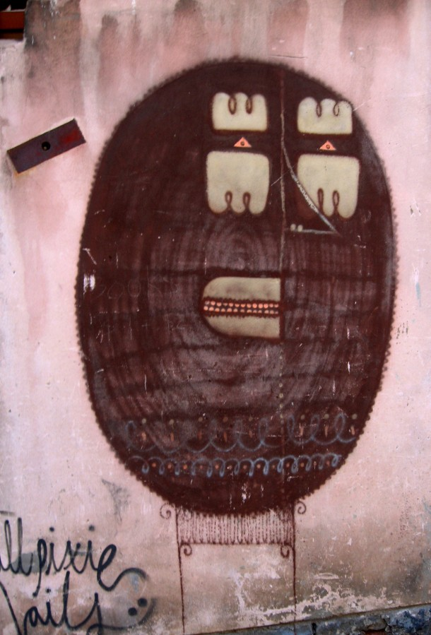 Nails aka Niels Oeltjen, street artist, street art, is it art?