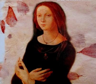 Adelaide Mallumee - Anima in Fiamme Cover