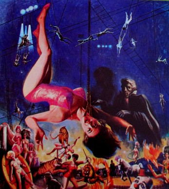 Circus of Horrors | Movie Poster