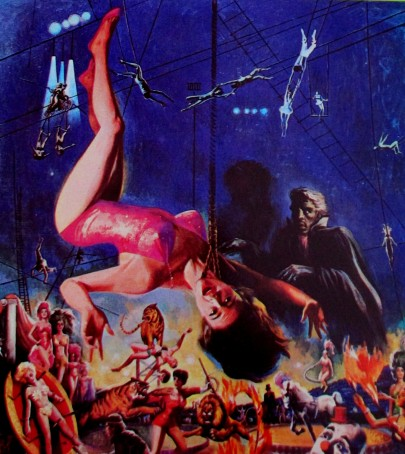 Circus of Horrors Movie Poster