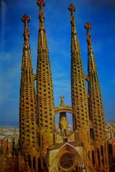 Antoni Gaudi | La Sagrada Familia | Barcelona