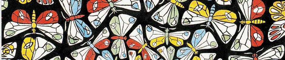 Max Escher - vlindere