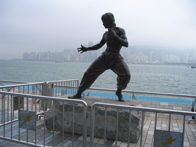 bruce lee hong kong