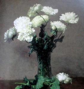 henri fantin-latour - poppies 1891