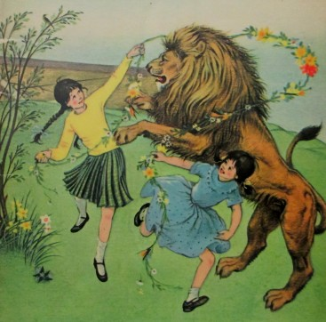 Pauline Baynes - The lion, the witch & the wardrobe